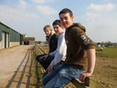 farming students at cannington college