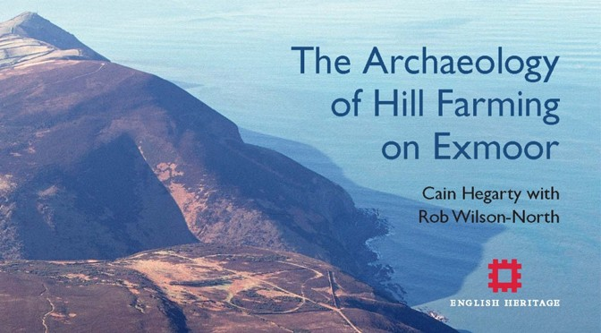 archaeology of hill farming on Exmoor