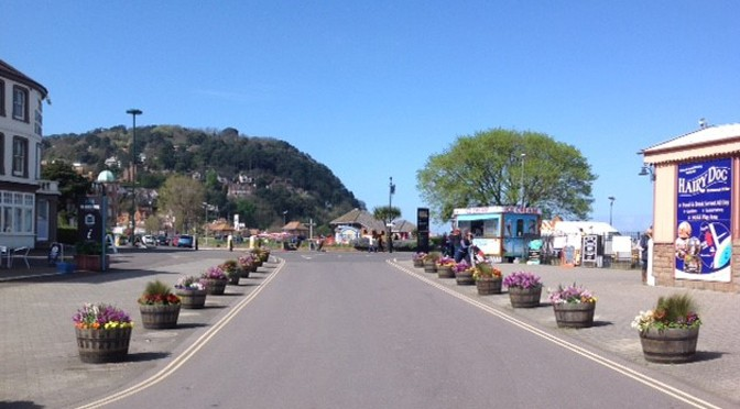 CAN YOU HELP DEVELOP A BRAND FOR MINEHEAD