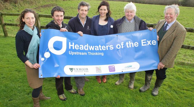 HEADWATERS OF THE EXE GRANT FUNDING