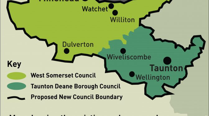 CONSULTATION LAUNCHED IN TAUNTON DEANE AND WEST SOMERSET