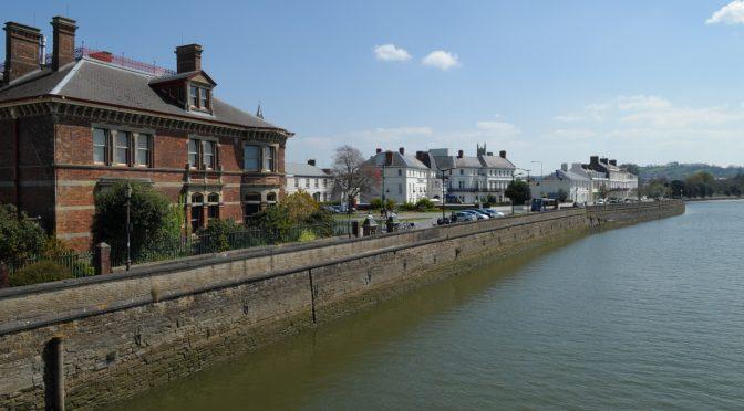 NEW BRIDGE FOR BARNSTAPLE TOWN CENTRE?