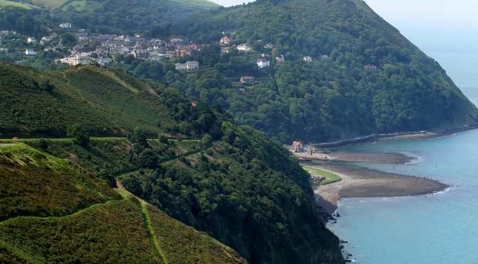 NEW STATUE TO BE UNVEILED IN LYNMOUTH BY BBC COUNTRYFILE'S JOHN CRAVEN