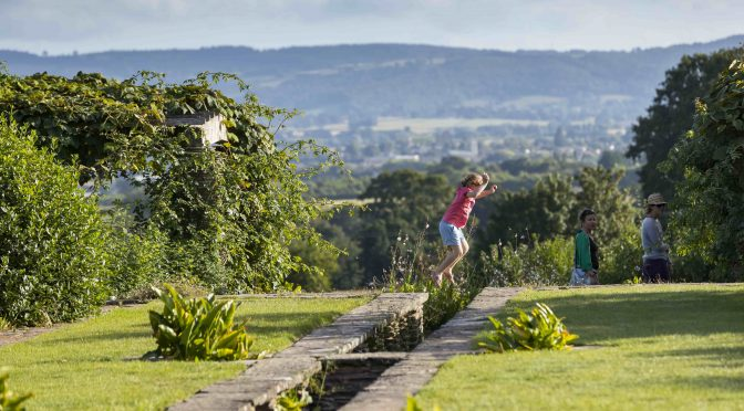 A NEW HOME FOR PARKS & GARDENS UK WITH HESTERCOMBE