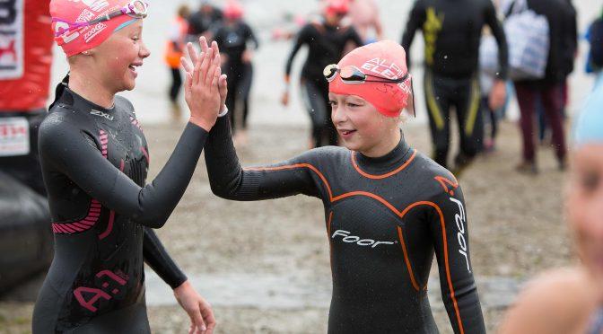 EXMOOR OPEN WATER SWIM RACE REPORT