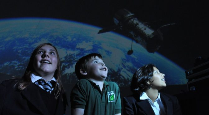 HALF TERM FAMILY ACTIVITIES AS PART OF DARK SKIES FESTIVAL