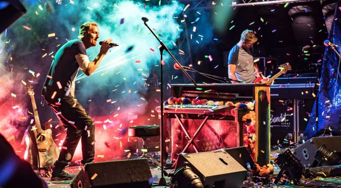 THE WORLD'S LEADING TRIBUTE TO COLDPLAY HEADS TO TIVERTON
