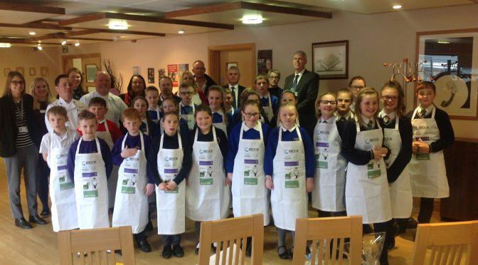 WEST SOMERSET SCHOOLS: BAKE-OFF WINNERS CROWNED